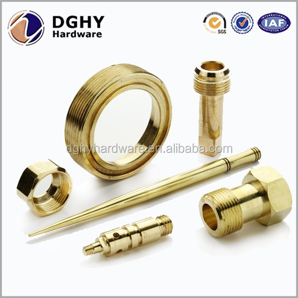 high quality Brass /Aluminum/ Stainless steel and plastic product cheap CNC Machining services factory
