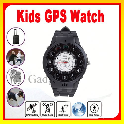 Small Size GPS Tracker GPS Watch Mobile