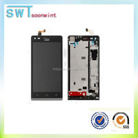 lcd screen + touch screen digitizer assembly for huawei ascend g6