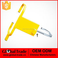 A1976 Car Van Wheel Clamp Safety Lock Caravans Truck Trailer Security Safe Tyre Lock