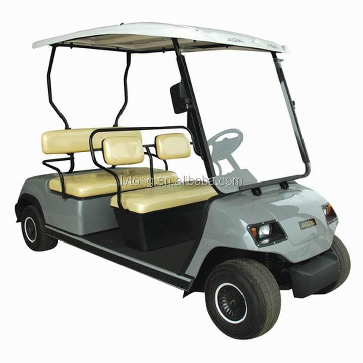48 v ac motor 4 sitze stra enzulassung golfwagen lt a4. Black Bedroom Furniture Sets. Home Design Ideas