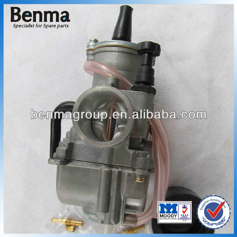 New Popular Engine Parts Japanese Quality GY6 150CC Motorcycle Carburetor Made from Factory
