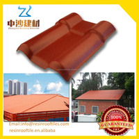 Lightweight high quality ceramic roofing tiles