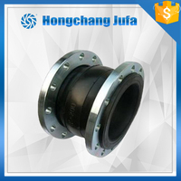 nbr rubber resistance welding expansion joint flexible coupling rubber