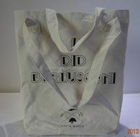 cotton bag/ 20 oz heavy cotton canvas bag/ food grade cotton bags