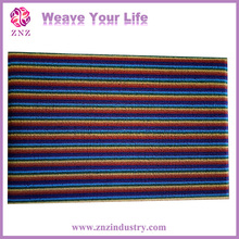 ZNZ plain pvc door mat pvc loop door mats