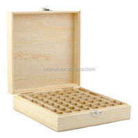 Wooden Essential Oil Carrying Case, Essential Oil Wood Box, Doterra Wooden Storage Box
