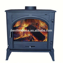 Hot Sell Cast Iron Wood Burning Portable Stove china factory price fireplace