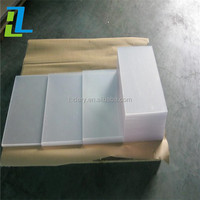 factory custom plastic sheets clear acrylic strips