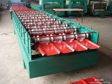 Super quality new arrival gm automatic cement roof tile machines