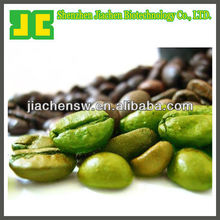 Green Coffee Bean exract Chlorogenic Acid 50% for losing weight