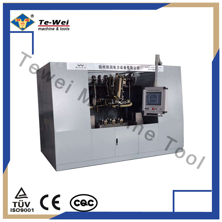High Speed CNC Drilling and Tufting Brush Making Machine
