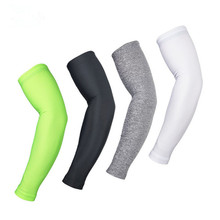 New Men's Women's Cycling Armwarmers <strong>Sportswear</strong> Outdoor Sports Clothing Accessories Running Bike Bicycle Arm Warmers Sleeves
