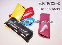 2014 new style ,lens cleaning cloth pouch pencil pouch,fabric neck pouch