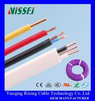 pvc flexible cords and cables electrical wire Copper or CCA core cables and wires