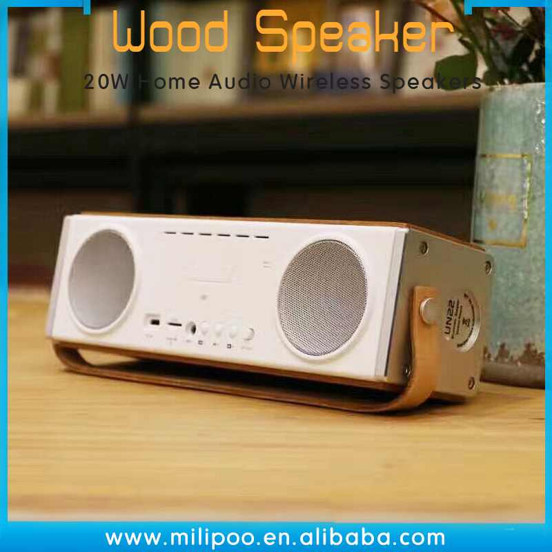 Portable Sound box Wireless Stereo Sound Bass Music Box with Built-in Microphone Support Micro TF Card for iPhone