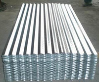 raw material zinc corrugated roofing sheet