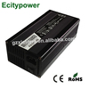 120W 12V6A ebike charger for Lithium lon,LiFeP04 and Lead Acid battery with Aluminum Case