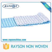 Trade Show Customized Factory Textile Nonwoven Fabric Stocklot in China
