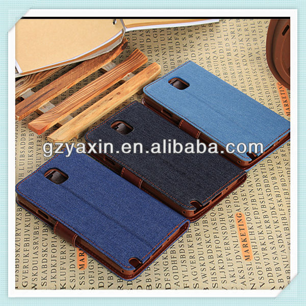 Wholesale Mobile Nice Case/Protective Fabric Phone Case/Stylish Cell Phone Case For Sumsung Galaxy s3