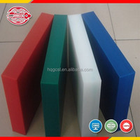chinese customized plastic hdpe sheet /board/pad/panel/manufacture