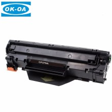 Compatible black toner cartridge CF279A toner cartridge 79a for hp