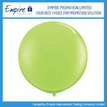 "Promotional Advertising Cheap Leaf Green 36"" Latex Balloons"