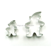 Wholesale Elf cookie cutters, novelty cookie cutters, cute cookie cutter 2 pieces