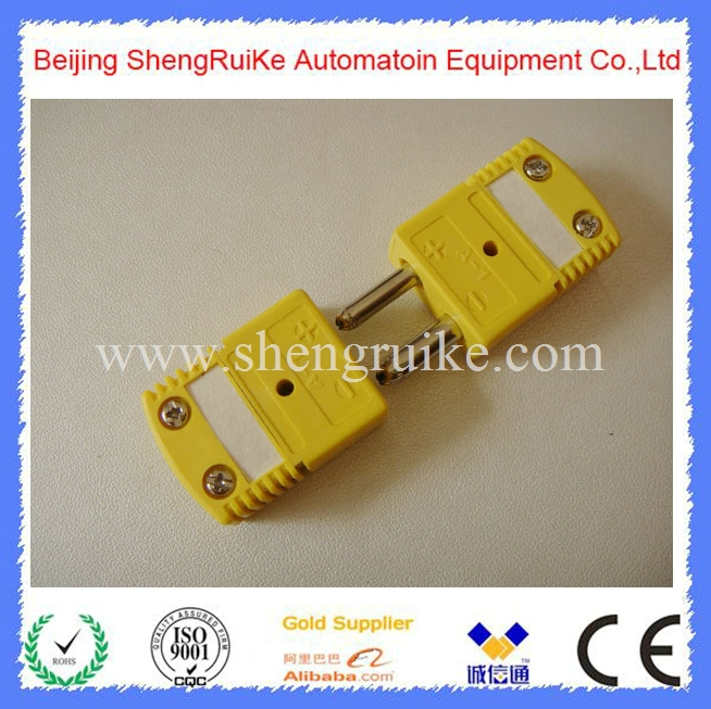 High quality standard K type thermocouple connector manufacturers