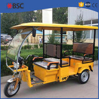 Multi Function brick tricycle