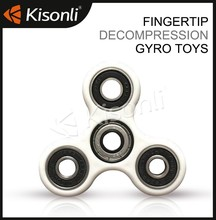 2017 New Tri-Spinner Fidgets Toy /Plastic Fidget Spinner/Funny Anti Stress Toys For Kids/Adult
