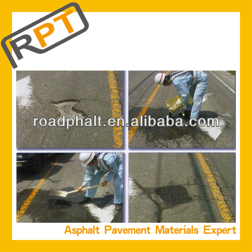 Roadphalt natural asphalt cold mix