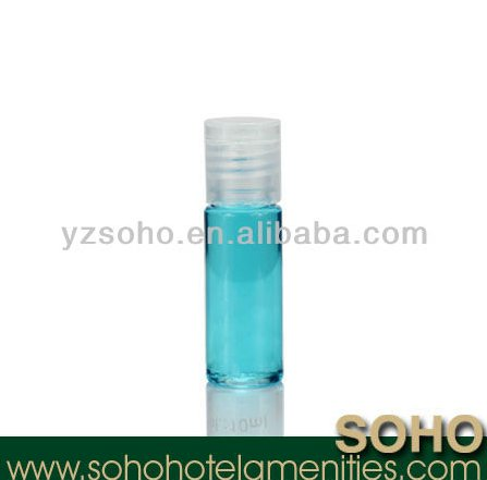 Hot Selling Hotel Cosmetic PET Plastic Squeeze Bottle