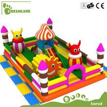 Customized design inflatable indoor playground