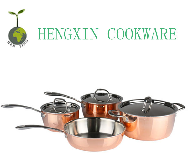 cladding stainless steel prestige cookware sets