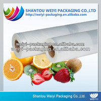 Custom design plastic bopp film roll plastic wrapping film