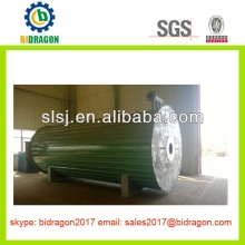 Horizontal Coal Fired Thermal Oil Heater