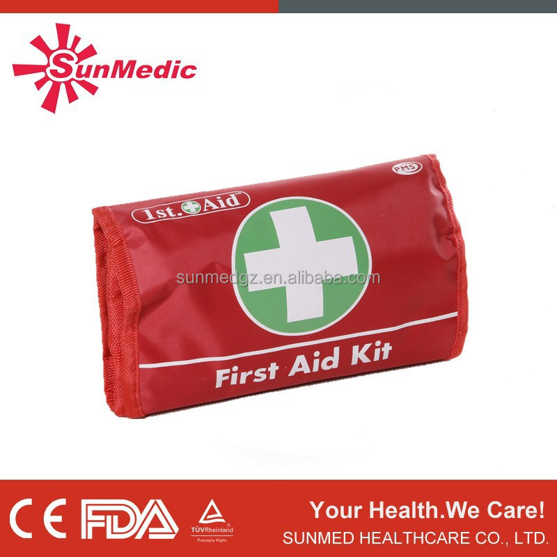 Outdoors First Aid Kit