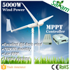 Wind power 5000W low rpm generator