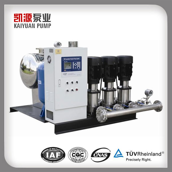 KYG Intelligent constant pressure water supply equipment manufacturer