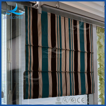 Elegant Ready Made Guangzhou Manufacturer Roman Shades/ Blinds