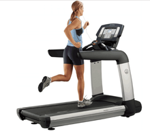 AC 6.0HP commercial motor treadmill with tv