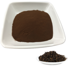 Instant food black tea powder for ice drink