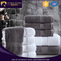 Bulk Wholesale 100% Cotton 16s Terry Cloth Hand Towels For Restaurants And Hotel