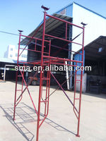 frame scaffolding metal formwork for building