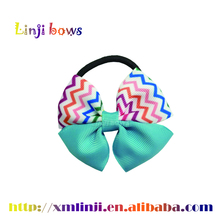 Wholesale Handmade Pet Grooming Accessories Products Dog Bow Hair Little Flower Bows For Dogs