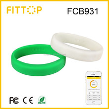 Waterproof Pedometer Wristband with Step Counter