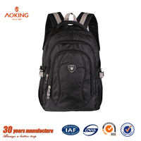 Aoking nylon backpack laptop bag computer