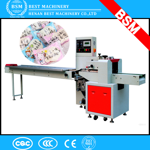 2016 Automatic Ice Candy Stick Small Bag Filling Liquid Packing Machine