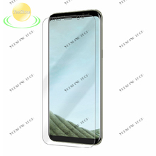 Scratch Resistant Mobile Phone Tempered Glass Screen Protector For Samsung Galaxy S8